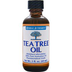 HERBAL AUTHORITY Tea Tree Oil 2 fl.oz