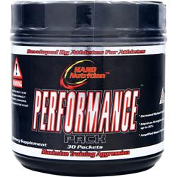 Hard Nutrition Performance Pack 30 pck