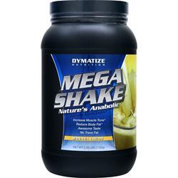 Dymatize Nutrition Mega Shake Banana Cream 2.48 lbs