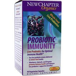 New Chapter Probiotic Immunity 90 vcaps