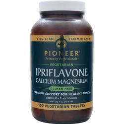 Pioneer Ipriflavone Calcium Magnesium 150 tabs