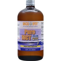 Sci-Fit Pure MCT Oil 32 fl.oz