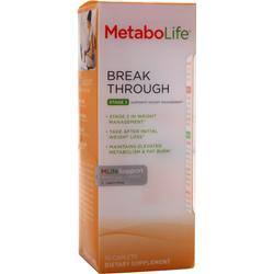 METABOLIFE Break Through 90 cplts