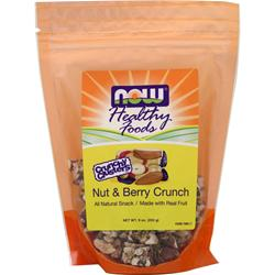 NOW Nut & Berry Crunch 9 oz