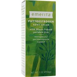EMERITA Phytoestrogen Body Cream 2 oz