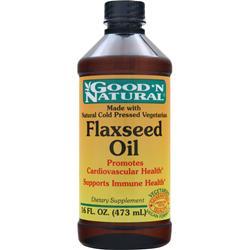 Good 'N Natural Flaxseed Oil (Liquid) 16 fl.oz