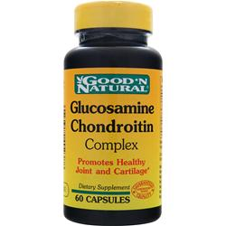 GOOD 'N NATURAL Glucosamine Chondroitin Complex 60 caps