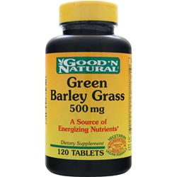 Good 'N Natural Green Barley Grass (500mg) 120 tabs