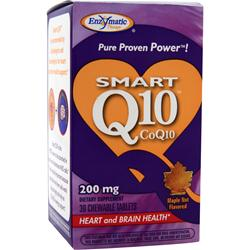 ENZYMATIC THERAPY Smart Q10 (200mg) 30 tabs