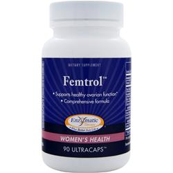 Enzymatic Therapy Femtrol 90 caps