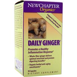 New Chapter Daily Ginger 90 caps