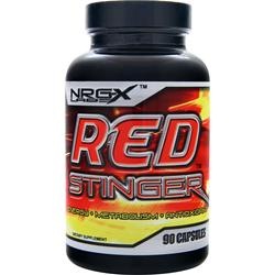 NRG-X Labs Red Stinger 90 caps