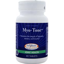 ENZYMATIC THERAPY Myo-Tone 80 tabs