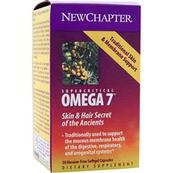 New Chapter Supercritical Omega 7 30 sgels