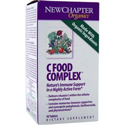 NEW CHAPTER C Food Complex 90 tabs