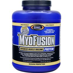 Gaspari Nutrition MyoFusion Banana 5 lbs