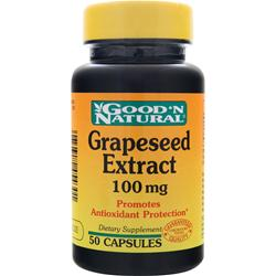 Good 'N Natural Grapeseed Extract (100mg) 50 caps