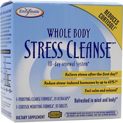 ENZYMATIC THERAPY Whole Body Stress Cleanse 1 kit