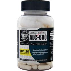 NEW WHEY NUTRITION Acetyl L-Carnitine ALC-600 120 caps