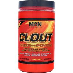 MAN SPORTS Clout Thunder Punch 600 grams