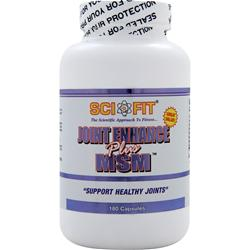SCI-FIT Joint Enhance plus MSM 180 caps