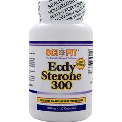 SCI-FIT Ecdy Sterone 300 120 caps
