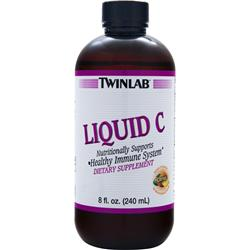 TwinLab Liquid C Citrus 8 fl.oz