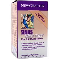 NEW CHAPTER Sinus Take Care 30 sgels