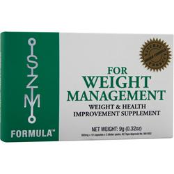 SZM FORMULA for Weight Management 30 caps