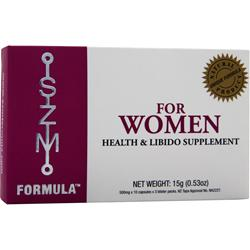 SZM FORMULA For Women - Health & Libido Supplement 30 caps