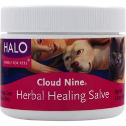 HALO Cloud Nine Herbal Healing Salve 2 oz