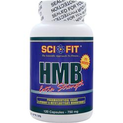 SCI-FIT HMB - Extra Strength 120 caps