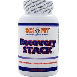 SCI-FIT Recovery STACK 120 caps