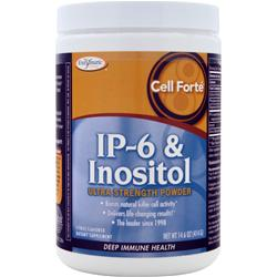 ENZYMATIC THERAPY Cell Forte IP-6 & Inositol Ultra-Strength Powder Citrus 14.6 fl.oz