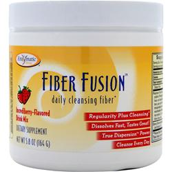 Enzymatic Therapy Fiber Fusion Daily Cleansing Fiber Incrediberry 5.8 oz