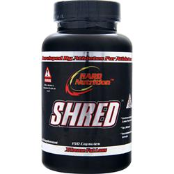 HARD NUTRITION Shred 150 caps