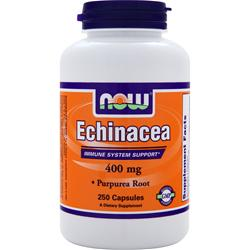 NOW Echinacea (400mg) 250 caps