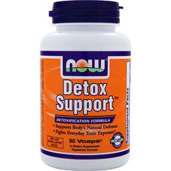 NOW Detox Support 90 caps