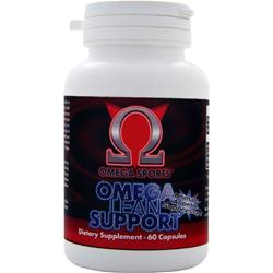 OMEGA SPORTS Omega Lean Support 60 caps