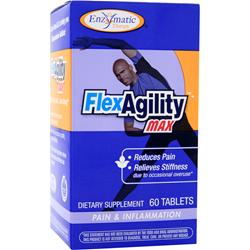 ENZYMATIC THERAPY FlexAgility Max 60 tabs