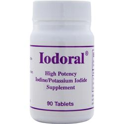 Optimox Iodoral 90 tabs