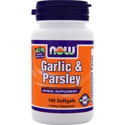 Now Garlic & Parsley 100 sgels