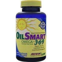 Renew Life Oil Smart Omega 3-6-9 Formula 60 sgels