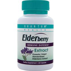Quantum Elderberry Extract 60 caps