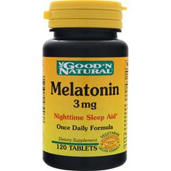Good 'N Natural Melatonin (3mg) 120 tabs