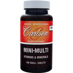 CARLSON Mini-Multi 180 tabs