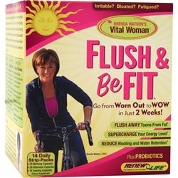 Renew Life Flush & Be Fit 14 pck