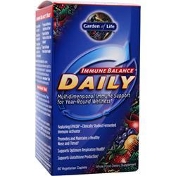 GAT Immune Balance Daily 60 vcaps