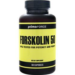 Primaforce Forskolin 50 60 caps