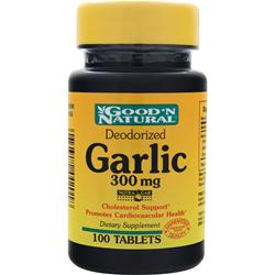 GOOD 'N NATURAL Garlic (300mg) 100 tabs